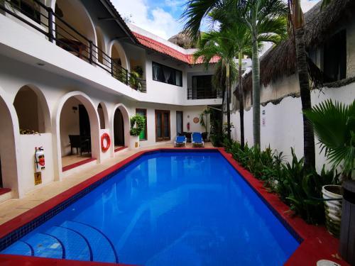 Hotel Kinkaa Playa Del Carmen,