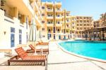 Poolside With Patio - Washing Machine - Kitchenette - Close To El Gouna - Tiba Resort P4