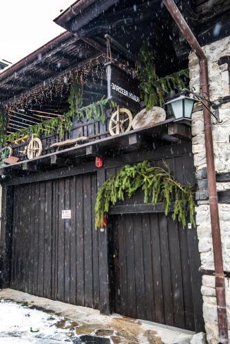 Banskovilla Zlateva House