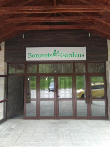 Studio In Borovets Gardens Complex