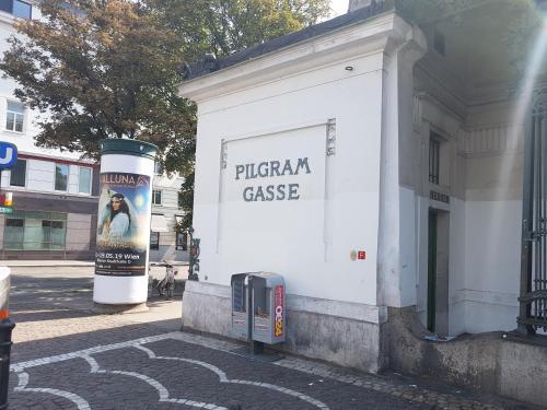 Pension Am Wienfluss