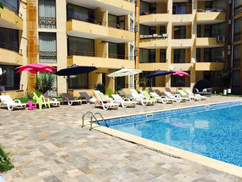 Complex Sands Holiday Apartments